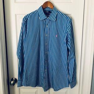 Polo Custom Fit Dress Shirt